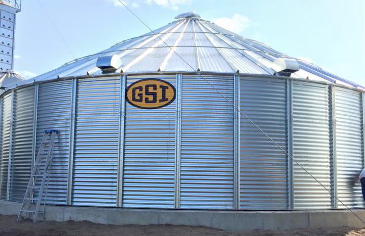 Farm Grain Storage by Country Grain Systems