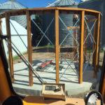 Hopper Tank Concrete Work